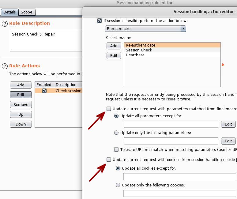 Burp Session Handling and SQLMap - 1
