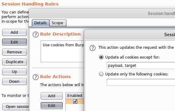 Burp Session Handling and SQLMap - 4